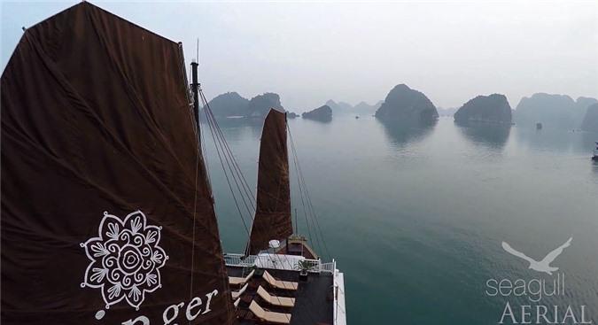 vòng quanh thế giới, nhiếp ảnh gia Max Seigal, Vịnh Hạ Long, du lịch thế giới