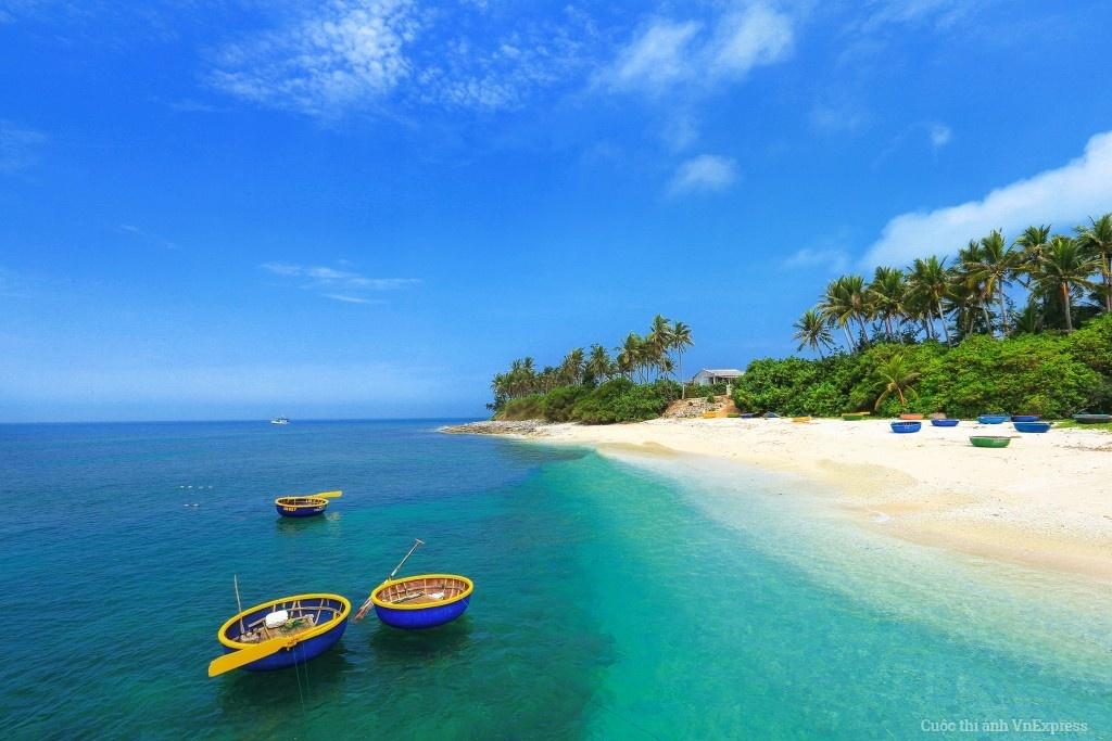 Có những nơi ở Việt Nam đẹp không thua gì Maldives