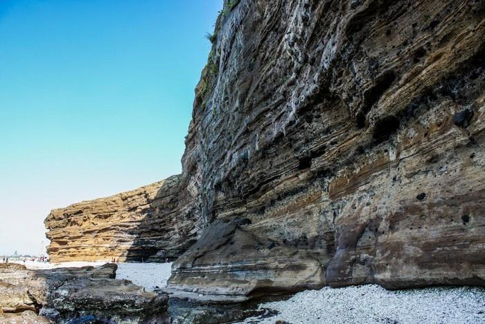 """Những """"bức tường thành"""" vĩ đại của tự nhiên - Ảnh: Đăng Quang"""