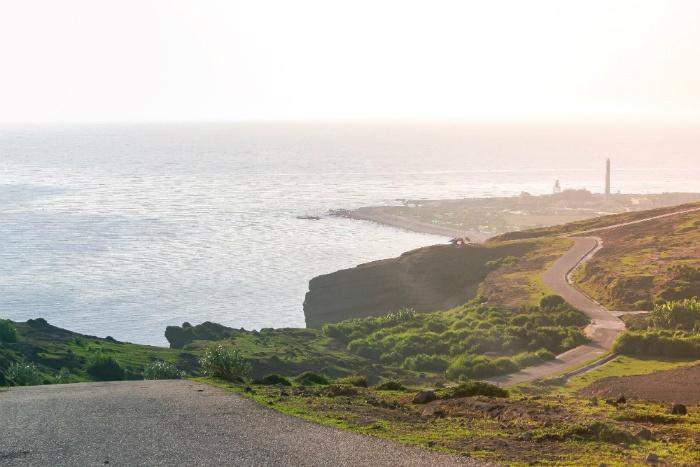 Vẻ đẹp quyến rũ của đảo ngọc Lý Sơn - Ảnh: Đăng Quang