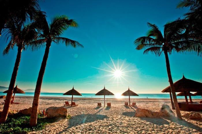 Nha Trang rực nắng - Ảnh: sưu tầm