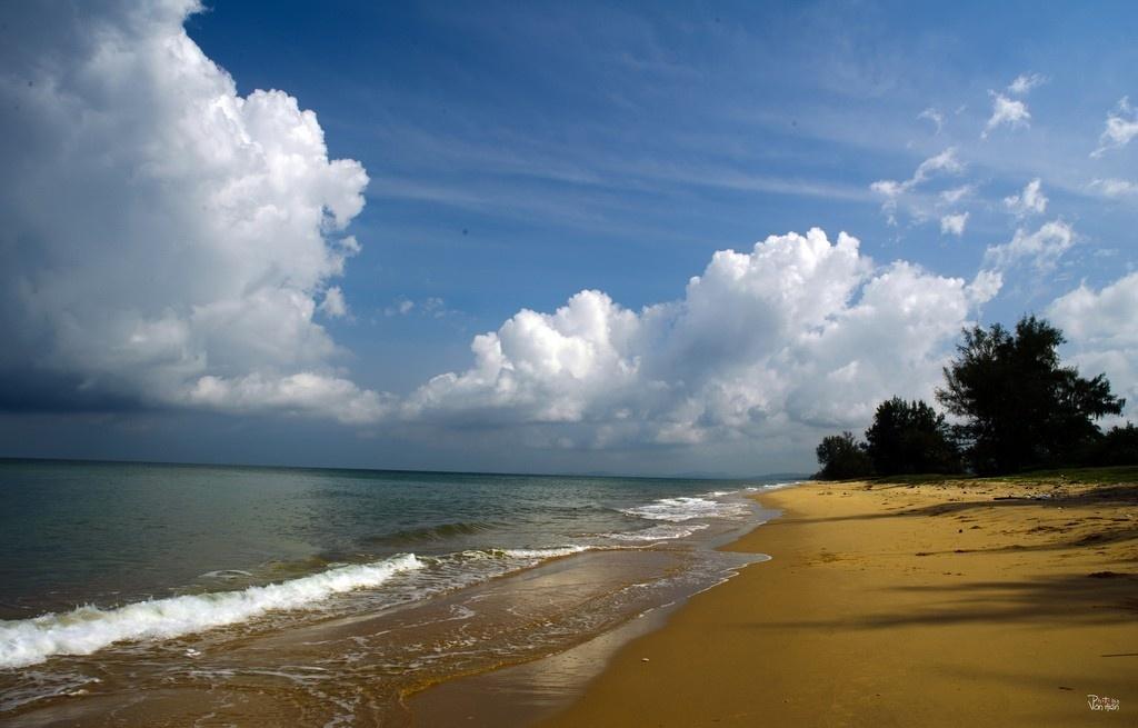 Phú Quốc ngày cuối năm trời xanh trong vắt - Ảnh: Ta Viet Hai