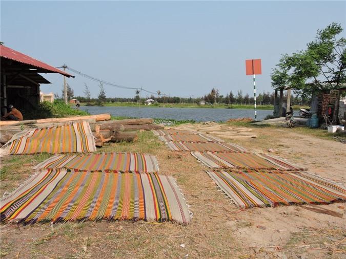 làng chiếu Bàn Thạch, Quảng Nam, du lịch Quảng Nam, Duy Xuyên