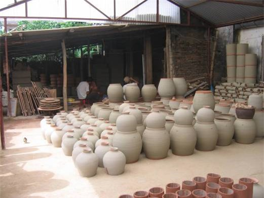làng gốm