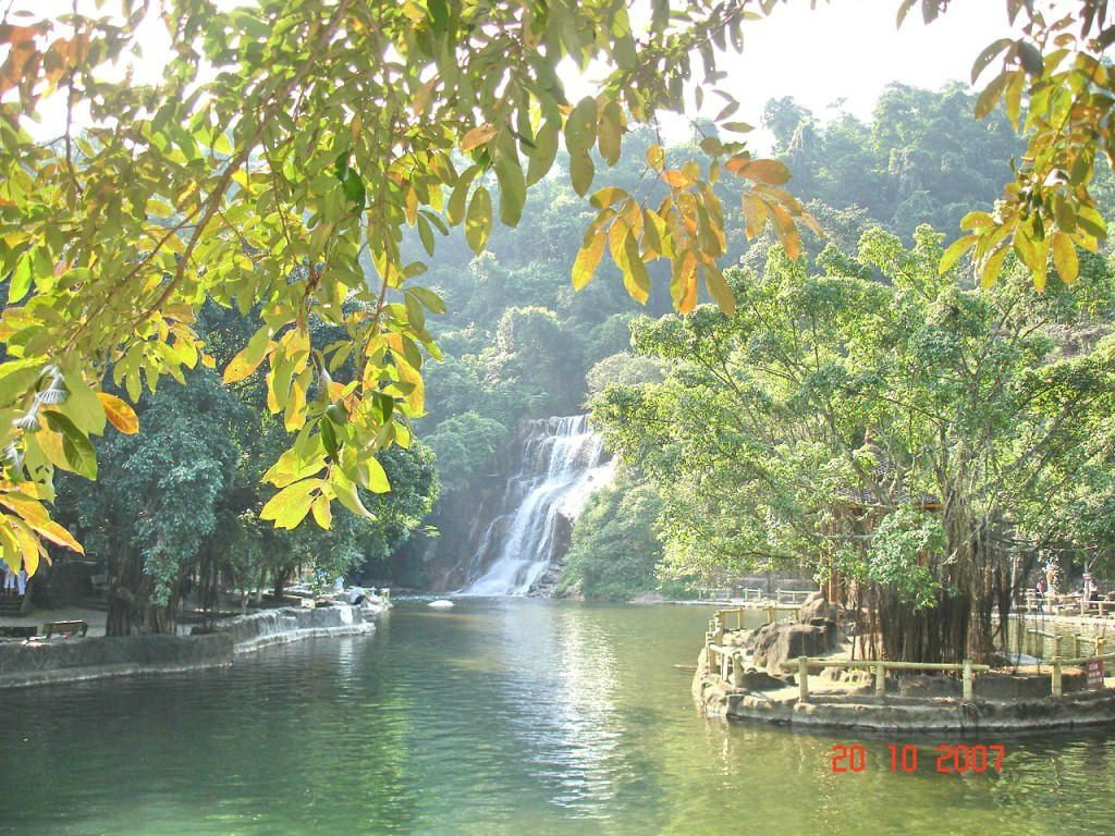 Khu du lịch Ao Vua