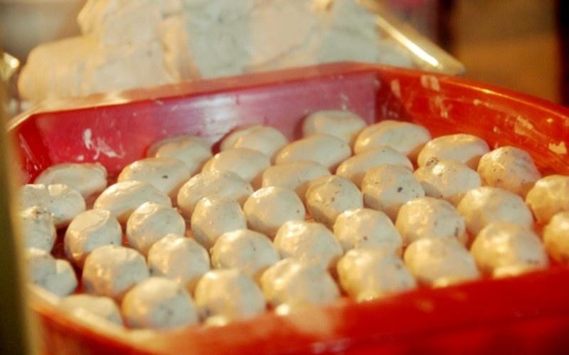 Những chiếc bánh trôi Hà Nội