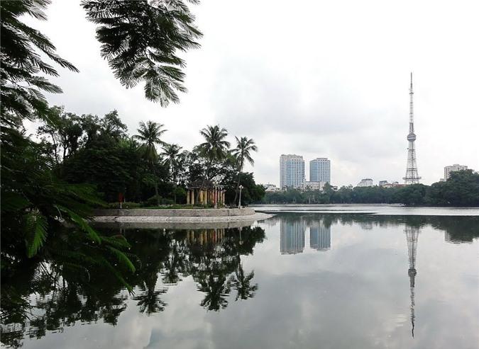 hồ ba mẫu