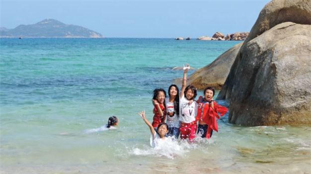 Bình Lập, Khánh Hòa, du lịch Khánh Hòa, biển Cam Ranh