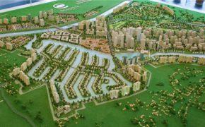 Khu đô thị sinh thái Ecopark Hà Nội