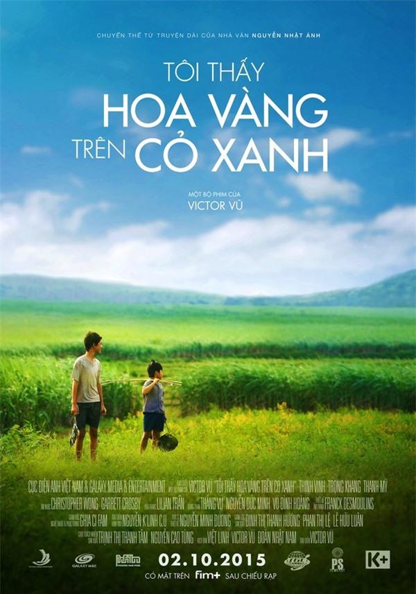 Tôi thấy hoa vàng trên cỏ xanh, Victor Vũ, Nguyễn Nhật Án, du lịch Phú Yên, Phú Yên