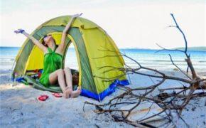 Kinh nghiệm đi cắm trại tại đảo Cô Tô