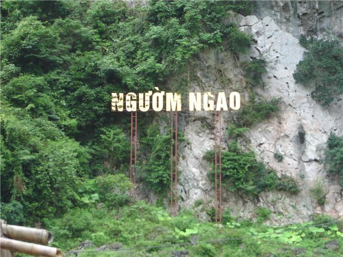 Động Ngườm Ngao Cao Bằng