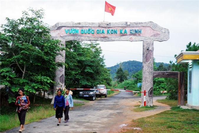 Vườn quốc gia Kon Ka Kinh