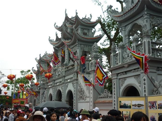 Lễ hội đền Tiên La