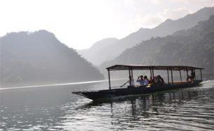 Kinh nghiệm du lịch trên Hồ Ba Bể