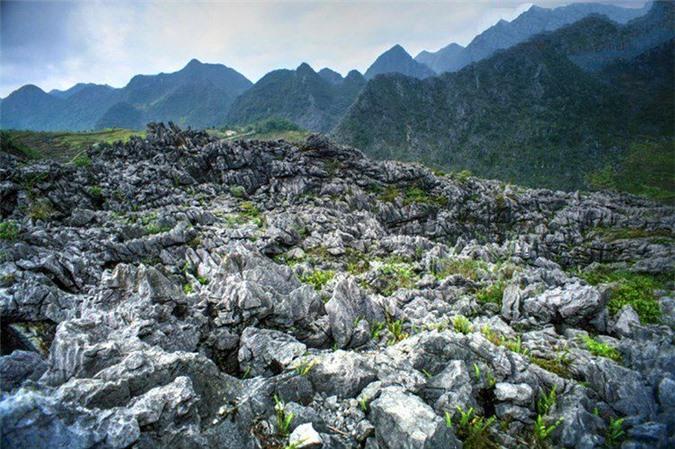 bãi đá mặt trăng, cao nguyên đá, Đồng Văn, du lịch Hà Giang