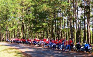 Lễ hội phượt Đà Lạt – Những cung đường xanh