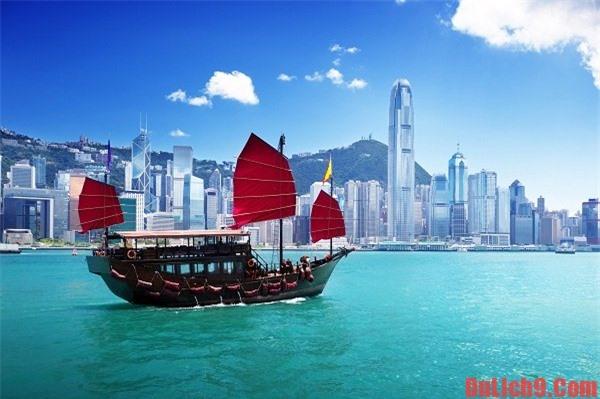 Hồng Kông - Điểm đến nổi tiếng và hút khách du lịch nhất thế giới