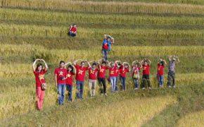Lịch trình tuần văn hóa lễ hội Mù Cang Chải 2015