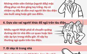 11 phong tục của Nhật Bản khiến người nước ngoài bất ngờ