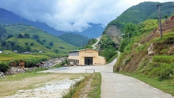 Nơi đây có khả năng cung cấp điện cho hơn 140 hộ dân.