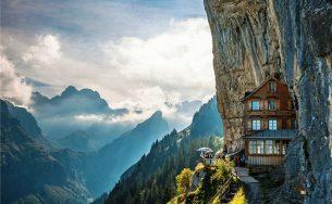 """""""Ngôi nhà điên"""" của Việt Nam nằm trong số những khách sạn ấn tượng nhất thế giới"""