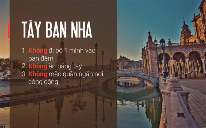 nguyên tắc bỏ túi, du lịch các nước, Croatia, Pháp, Nhật Bản, mẹo du lịch
