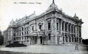 Nhà hát Lớn Hà Nội xưa và nay