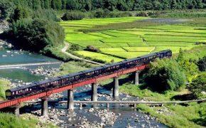 Những chuyến du lịch bằng tàu hỏa sang nhất thế giới