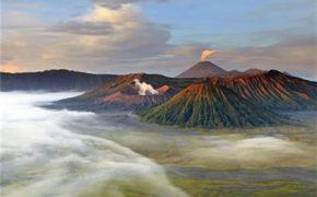 Những địa danh trên Trái Đất đẹp như thuộc về một thế giới khác