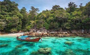 """Những hòn đảo """"thiên đường"""" nhất định phải đến khi du lịch Thái Lan"""