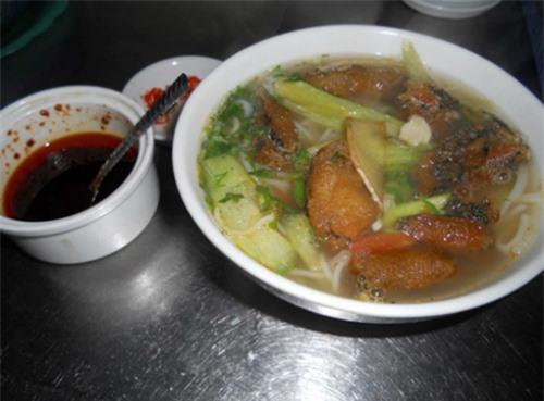 món ăn đường phố, ẩm thực Hải Phòng, du lịch Hải Phòng