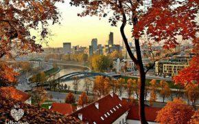 Những mùa thu đẹp nhất thế giới
