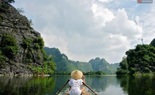Ninh Bình – Cảnh đẹp trong tranh vẽ