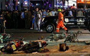 Nổ bom tại Bangkok: Một du khách Việt Nam bị thương