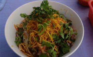 Phở chua – đặc sản xứ lạng trên đất Sài Gòn