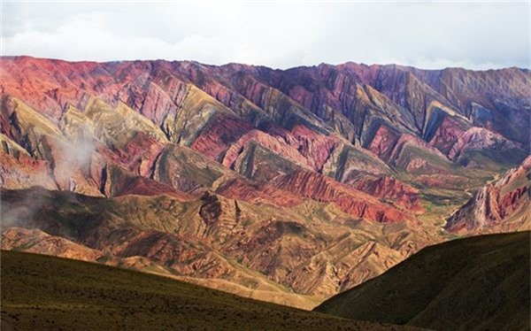 Thung lũng Quebrada de Humahuaca là di sản thế giới tại Jujuy, Argentina. Khu vực này là nơi sinh sống của cư dân trong khoảng ít nhất 10.000 năm qua. Dòng sông Rio Grande chạy qua thung lũng trong suốt mùa hè.