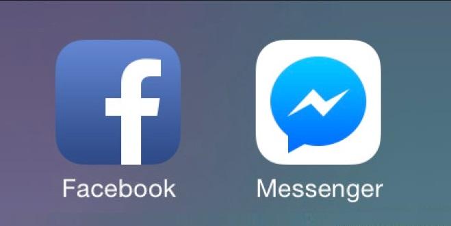 Facebook và Messenger có thể kết nối với nhau trên điện thoại