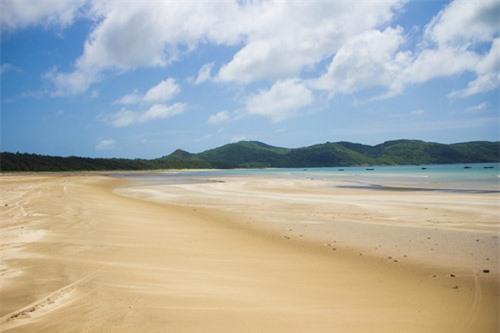 trải nghiệm khó quên, bãi Đầm Trầu, Côn Đảo, du lịch Côn Đảo