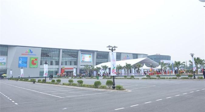 Trung tâm thương mại Savico Long Biên
