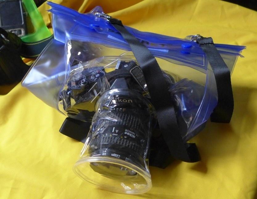Hãy bảo vệ máy ảnh của bạn - Ảnh: sưu tầm