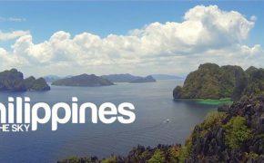 Vẻ đẹp rực rỡ của Philippines nhìn từ trên cao