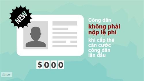 Việt Nam chính thức thay thế Chứng minh thư nhân dân thành Căn cước công dân