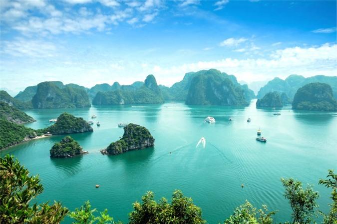 báo Mỹ, điểm đến giá rẻ, du lịch Việt Nam, du lịch Campuchia, du lịch Lào, du lịch Thái Lan