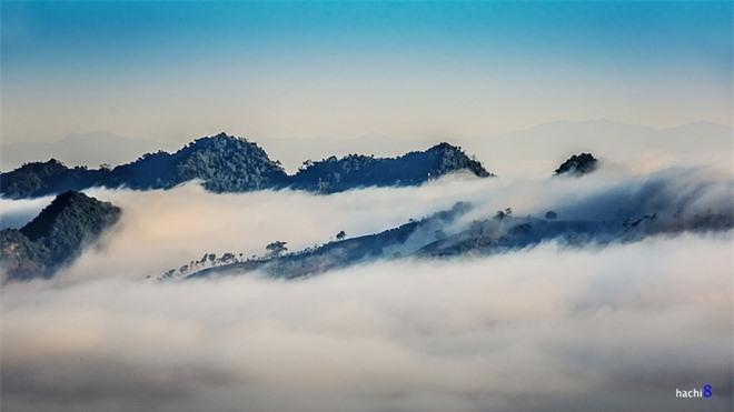 Vũ điệu của mây trên cao nguyên Mộc Châu