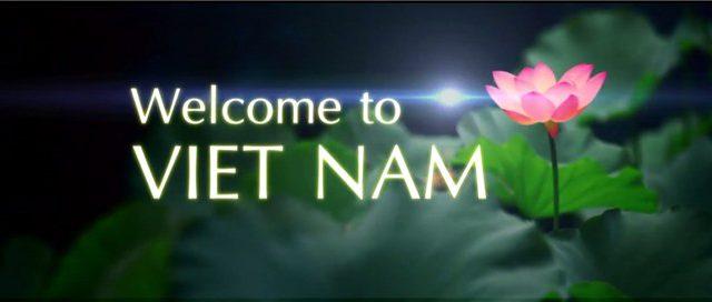 Welcome to Viet Nam – Niềm tự hào của người con đất Việt
