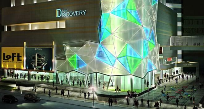 Siam Discovery. Ảnh: Lifestyleasia.