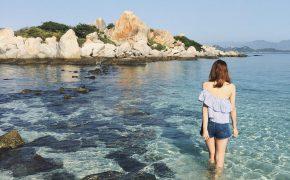 4 bãi tắm đẹp đảo Bình Ba bạn không nên bỏ qua