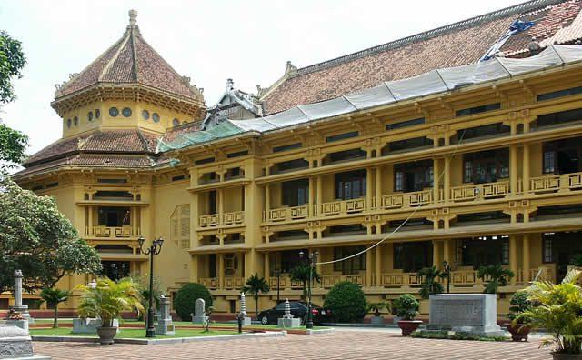 Bảo tàng Lịch sử Việt Nam (thành phố Hồ Chí Minh)