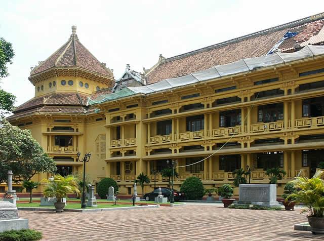 Bảo tàng Lịch sử Việt Nam tại thành phố Hồ Chí Minh